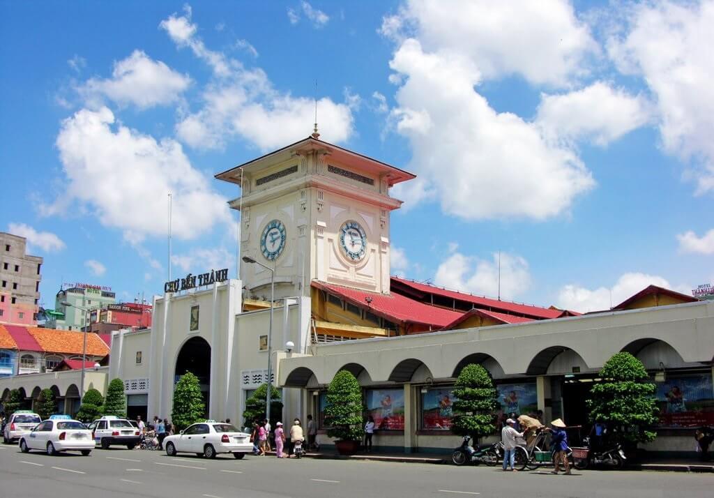 Chợ Bến Thành Quận 1
