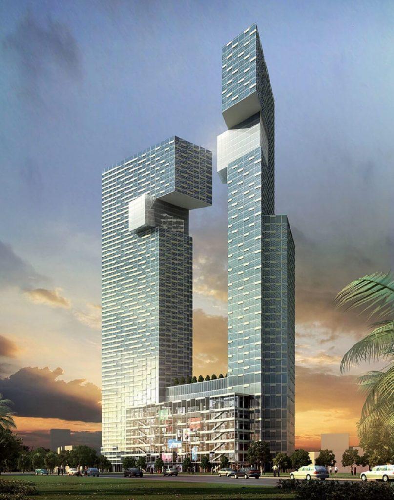 Thiết kế tổng thể dự án One Central HCM