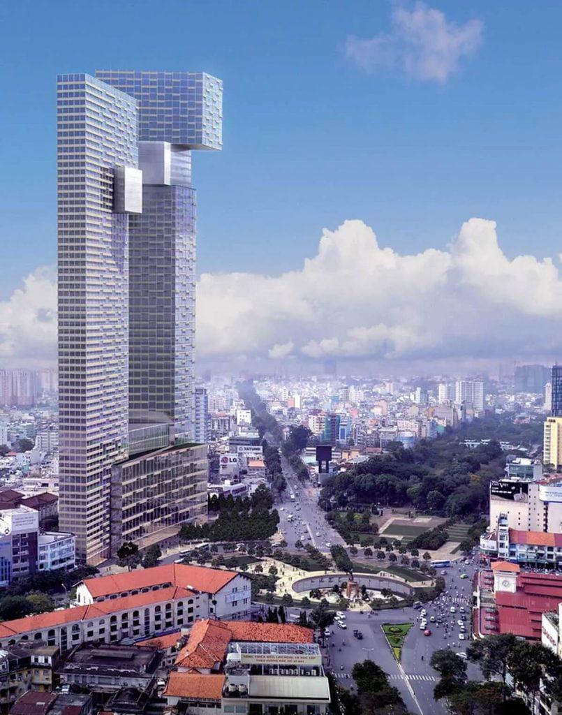 Dự án One Central Saigon Quận 1