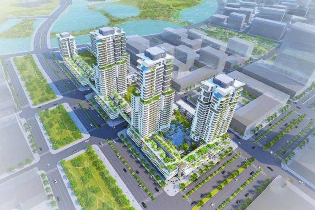 Dự án Thủ Thiêm Zeit River Quận 2