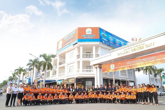 Tập đoàn Địa Ốc Kim Oanh