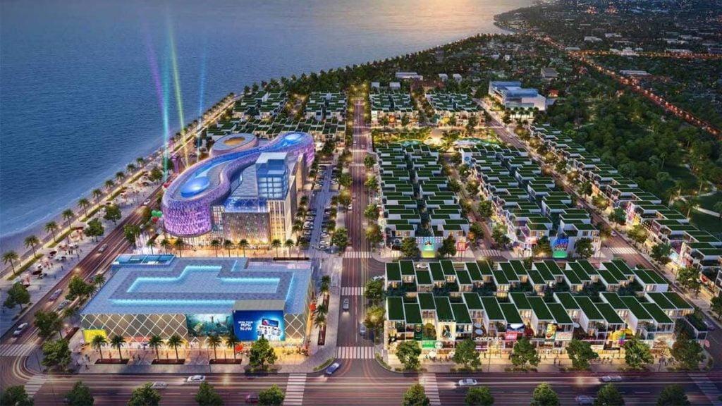 Trung tâm thương mại Marina Complex