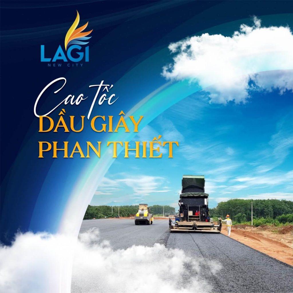 Công trình đường cao tốc Dầu Giây - Phan Thiết