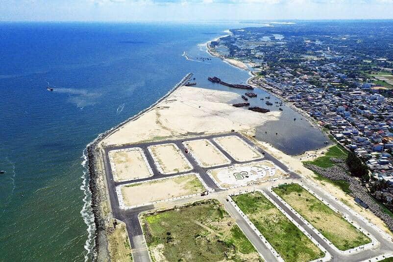 Tiến độ dự án đất nền biển Lagi New City