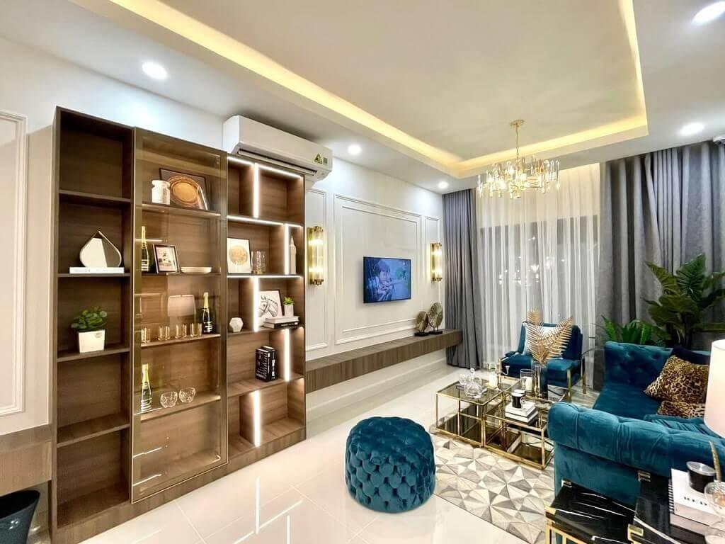 Nhà mẫu dự án mới của Hưng Thịnh ngay Aeon Mall Bình Tân