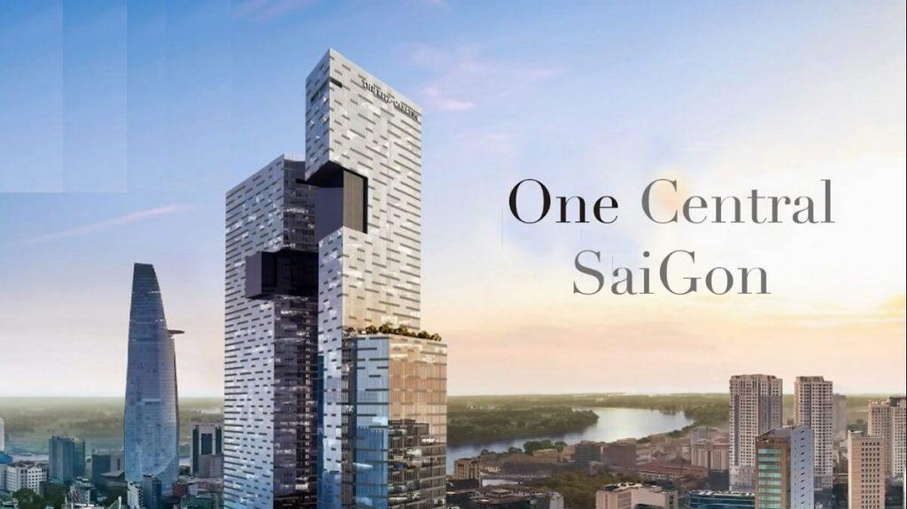 Căn hộ hạng sang One Central Saigon Quận 1