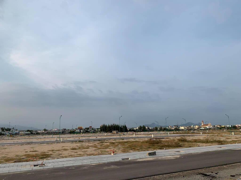Tiến độ dự án Lagi New City