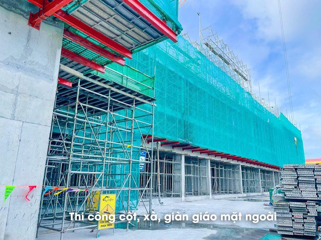 Tiến độ dự án Opal Skyline Nguyễn Văn Tiết mới nhất tháng 7/2021