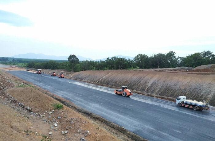 Tiến độ thi công cao tốc Dầu Giây - Phan Thiết mới nhất tháng 8/2021