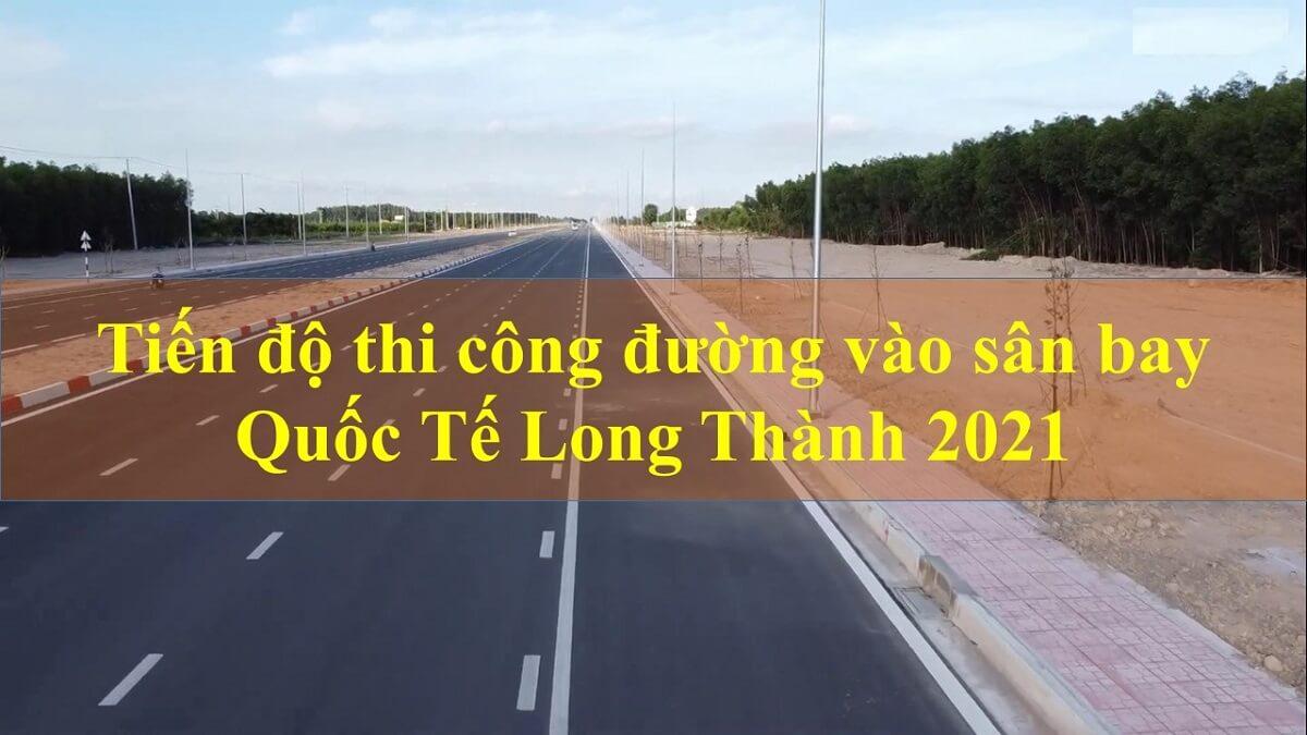 Tiến độ thi công đường Nguyễn Ái Quốc mới nhất
