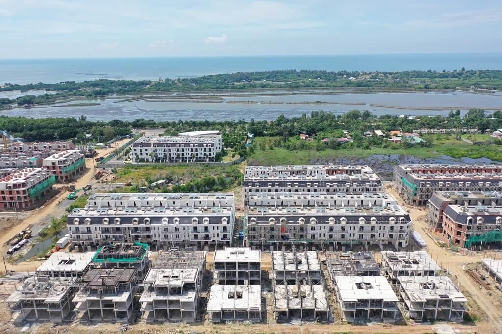 Tiến độ xây dựng LaVida Vũng Tàu