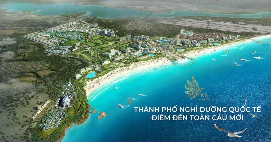 Quần thể nghỉ dưỡng KN Paradise Cam Ranh