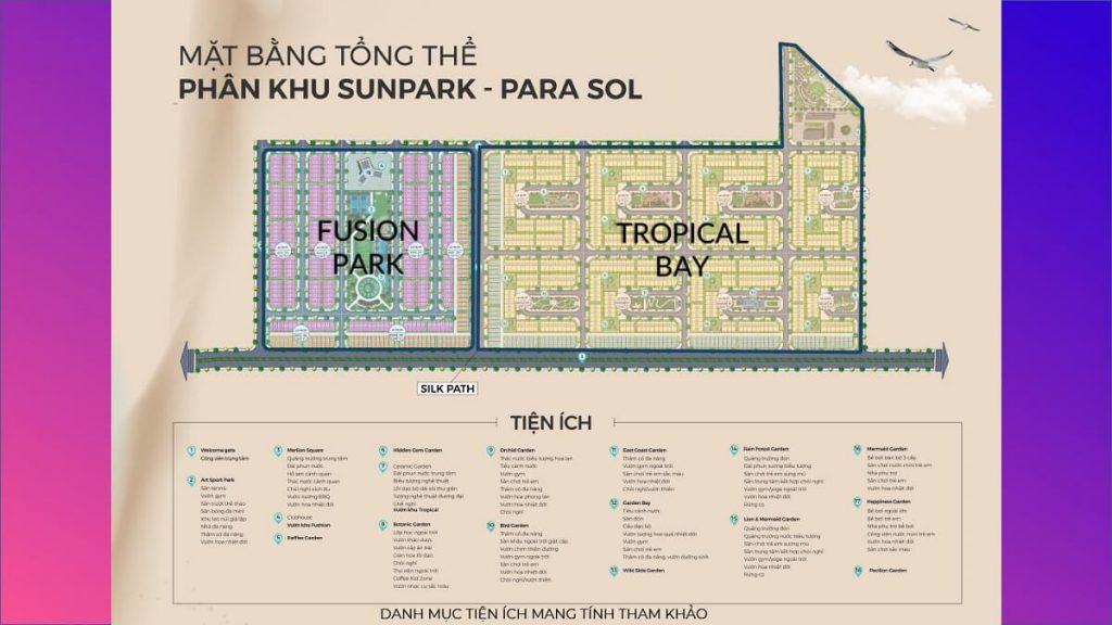 Phân khu Sun Park - Para Sol