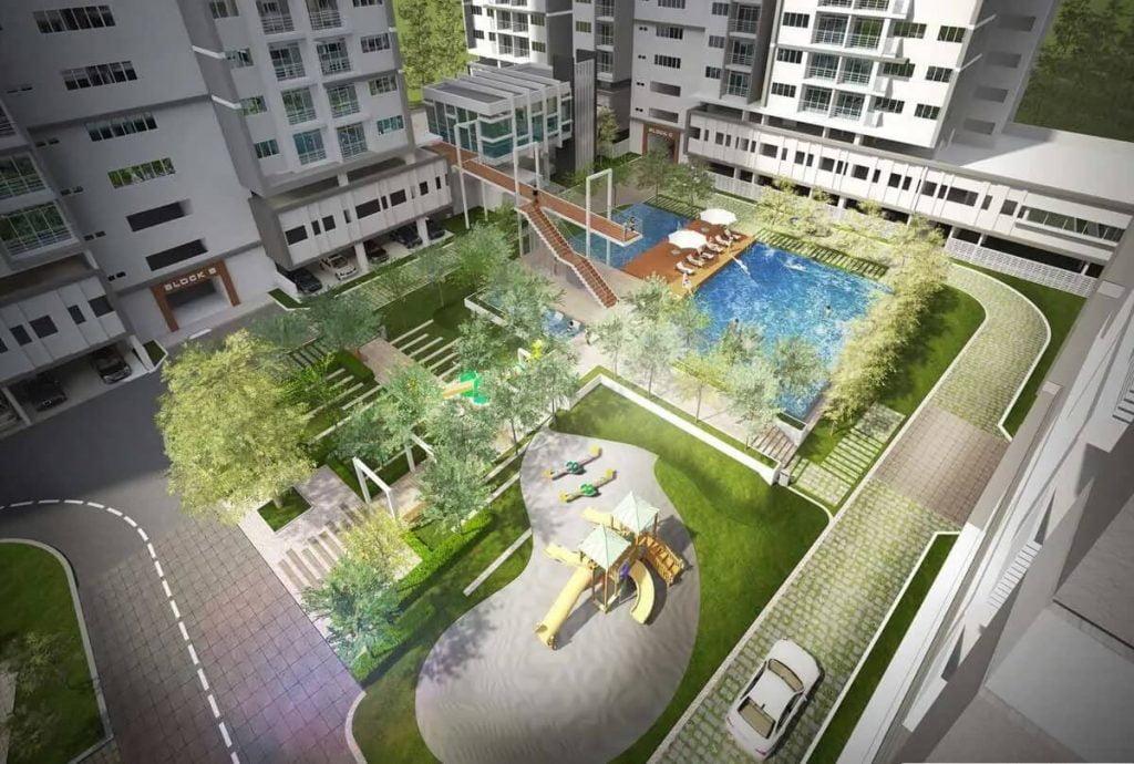 Tiện ích căn hộ Eco Xuân Bình Dương