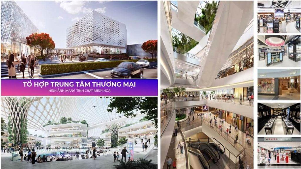 Trung tâm thương mại Paradise Cam Ranh